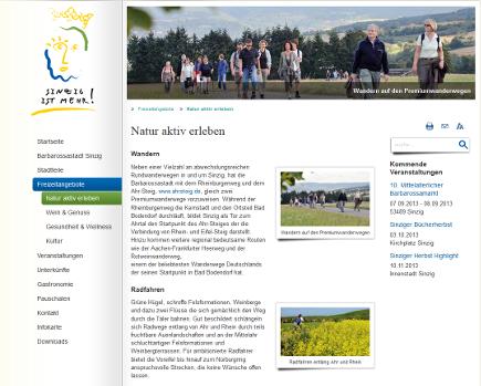 Startseite des AOK-Verlags