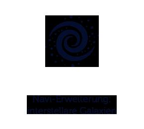 Navi-Erweiterung: interstellare Galaxien