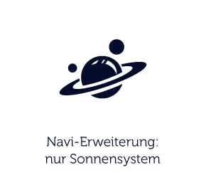 Navi-Erweiterung: Sonnensystem
