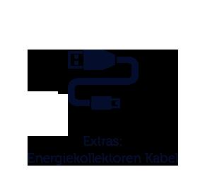 Energiekollektor Kabel