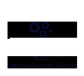 Energiekollektor Zubehör