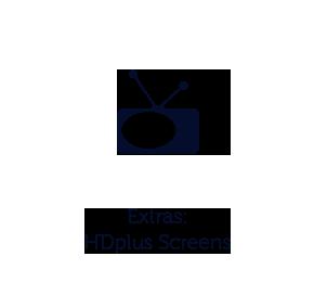 HDplus Screen
